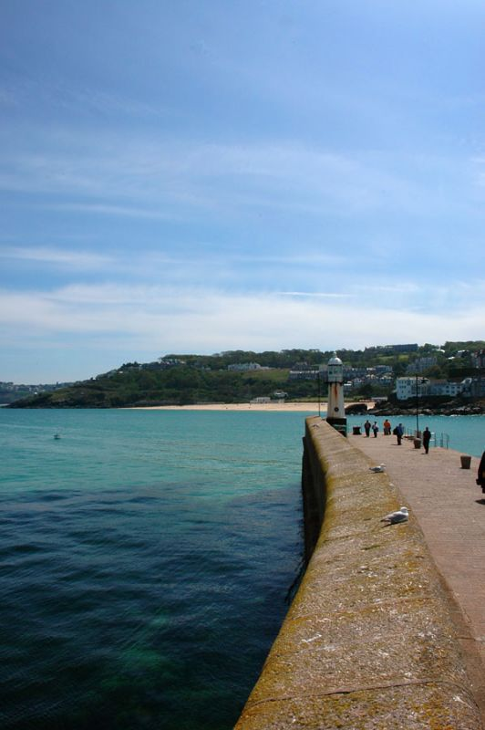 St Ives Pier View
