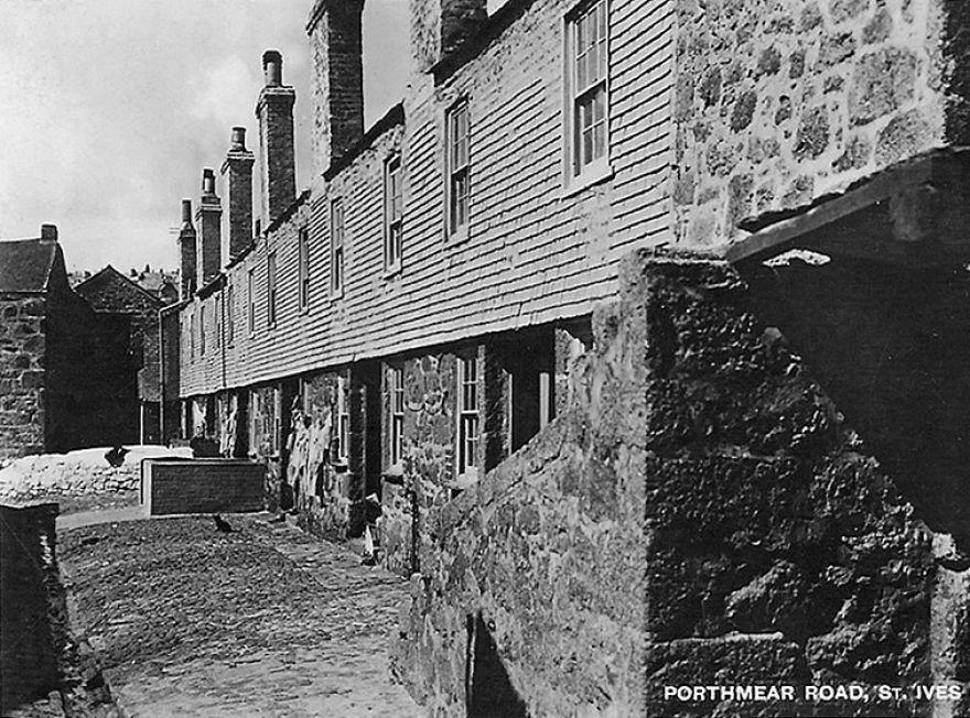 Porthmeor Road - St Ives