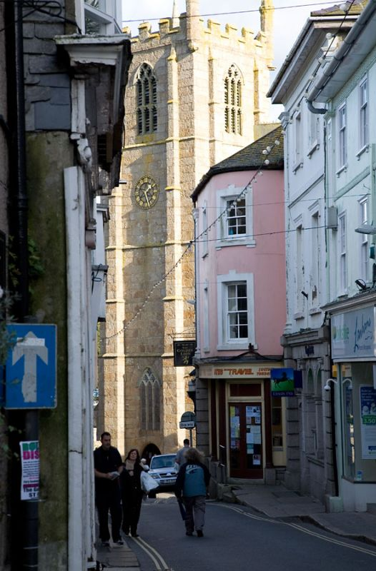 Tregenna Place - St Ives