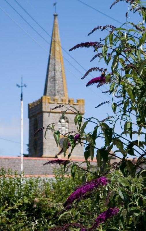 St Keverne Steeple