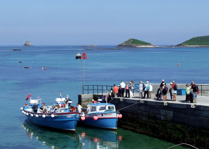 Highertown Harbour - St Martins