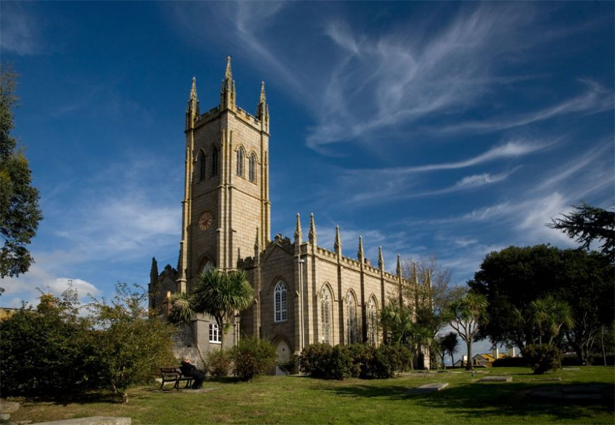 St Mary's Church - Penzance