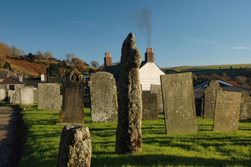 St Neot Graveyard