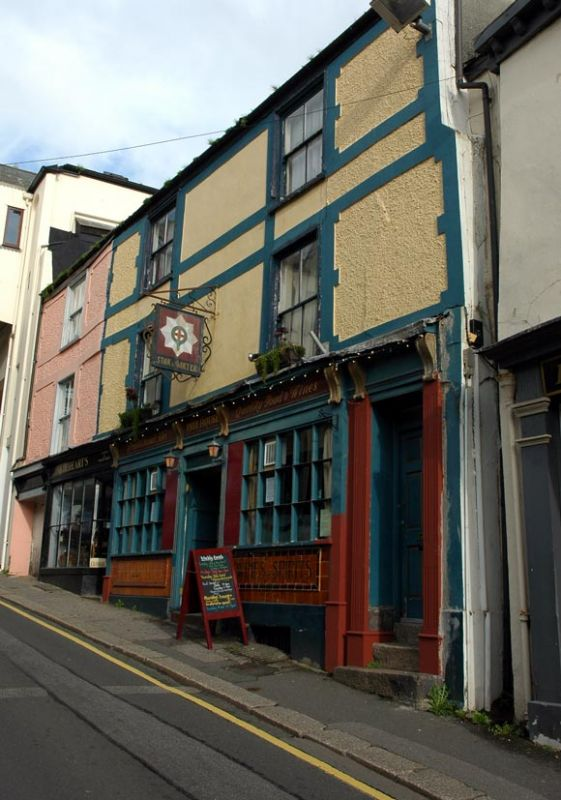 The Star and Garter - Falmouth