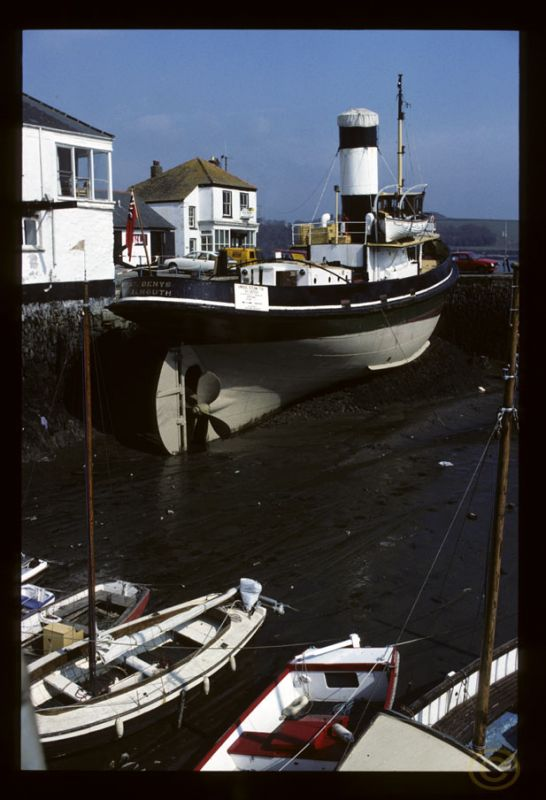 Steam Tug St Denys