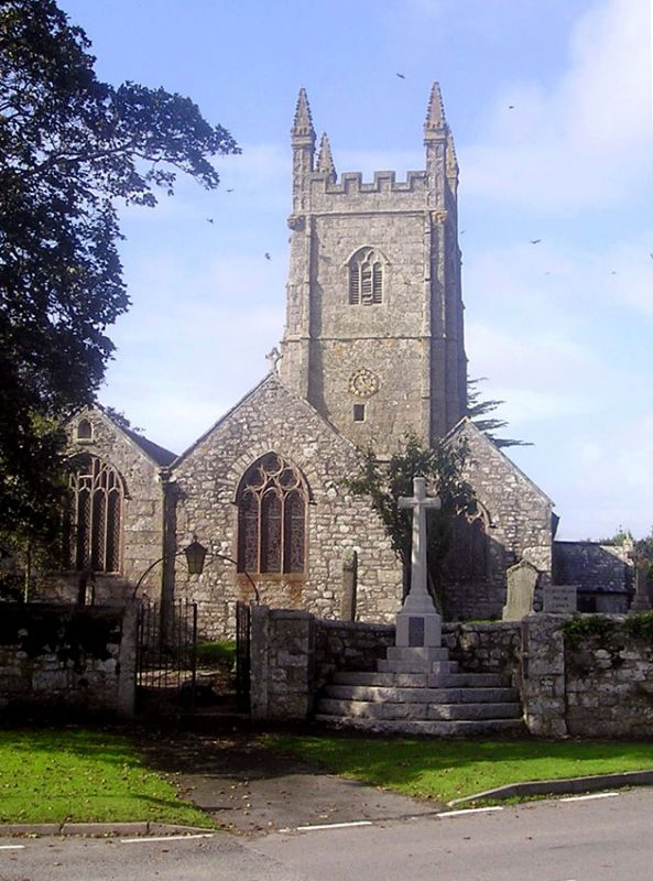 Stithians Parish Church