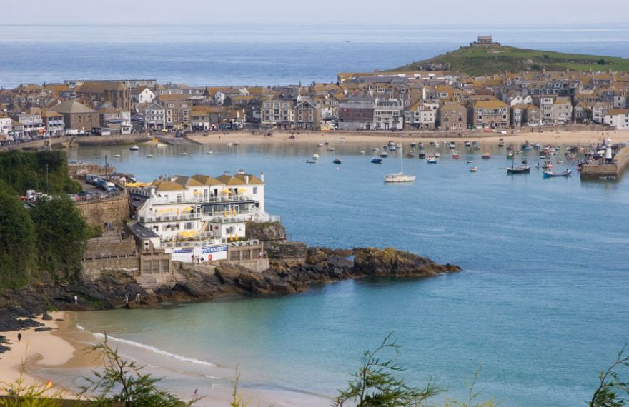 St Ives Harbour View