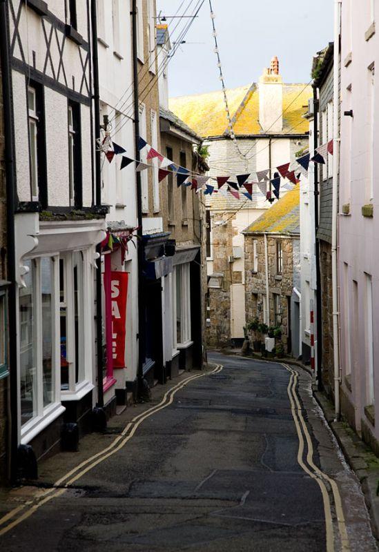 St Andrew's Street - St Ives