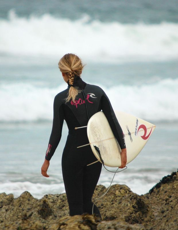 Surf Chick - Fistral