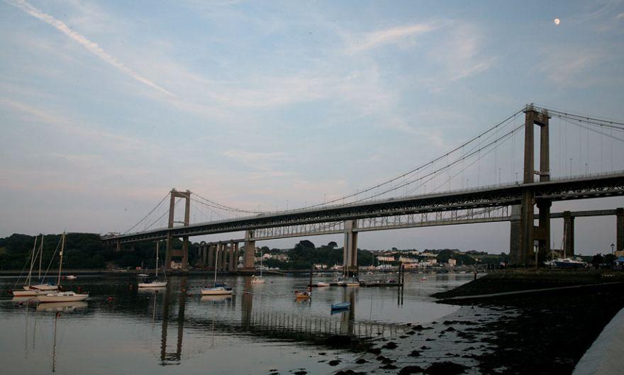 Tamar Bridge - Saltash