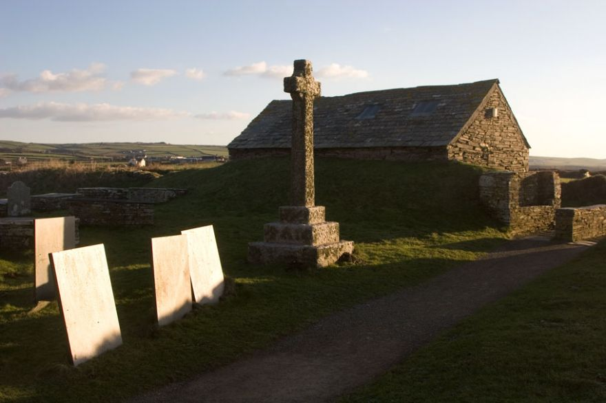 Tintagel Churchyard