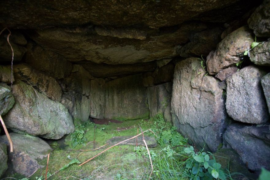Treen Entrance Graves