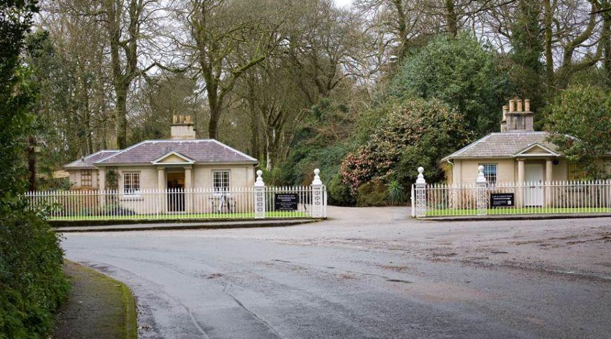 Trengwainton Gatehouses