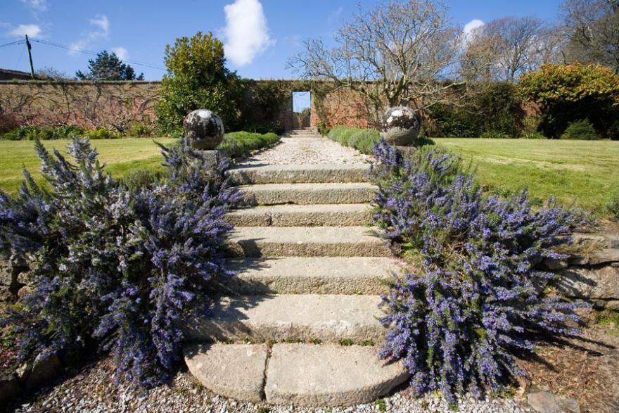 Gardens - Trereife House