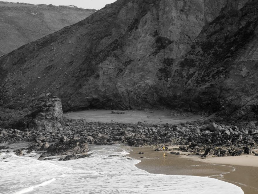 Trevaunance Cliffs - St Agnes