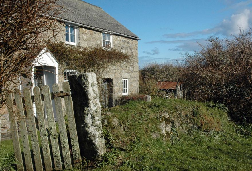 Cottage near Treveal