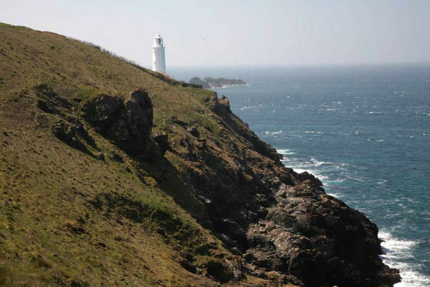 Trevose Head Cliffs
