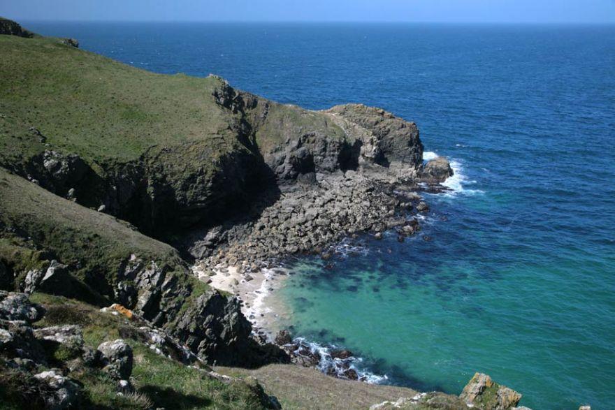 Cat's Cove - Trevose Head