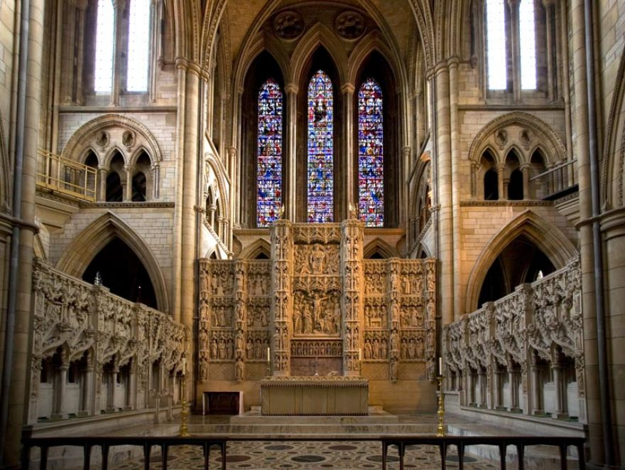 Truro Cathedral Altar