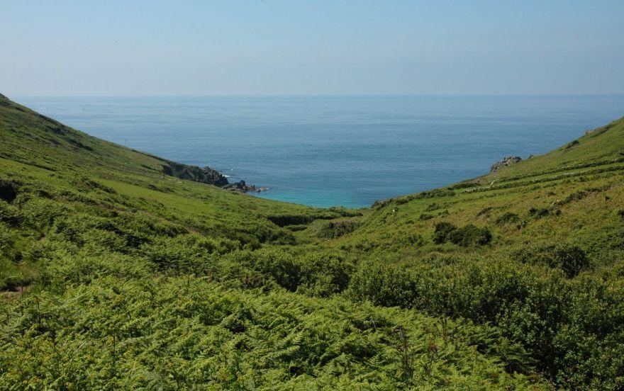 North Coast Valley and Sea