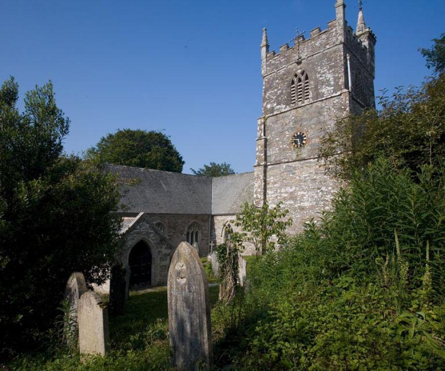 Veryan Church