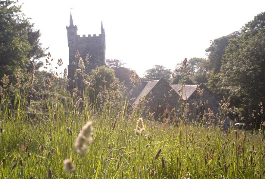 Churchyard - Summer's Evening