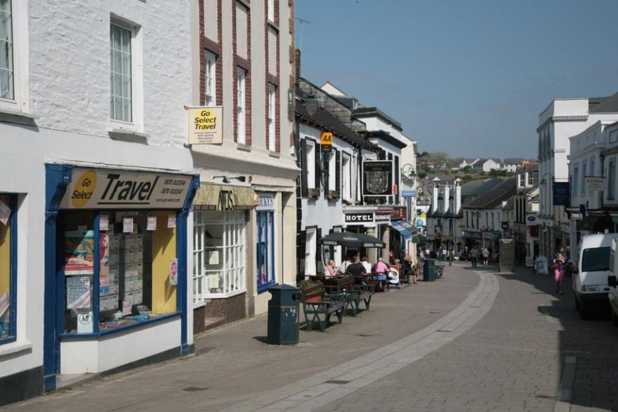 Wadebridge - Molesworth Street