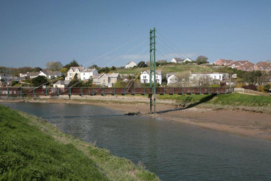 Challenge Bridge - Wadebridge