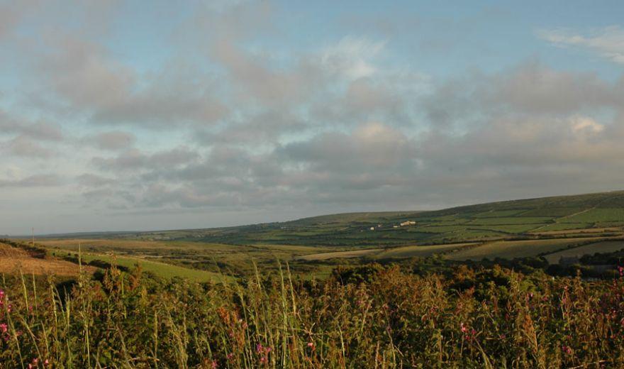 West Cornwall Landscape
