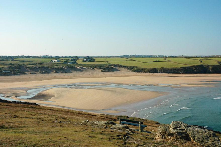 West Pentire Beach - Newquay