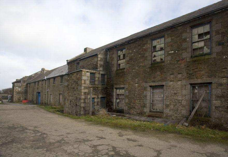 Penzance Workhouse - Madron