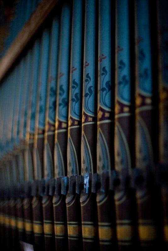 Zennor Organ Pipes