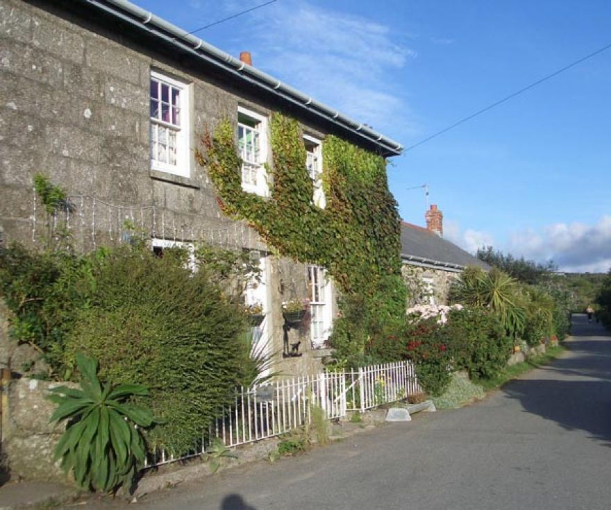 Cottages in Zennor