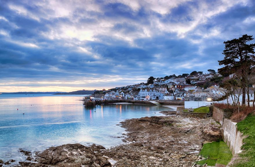 St Mawes - Winter evening